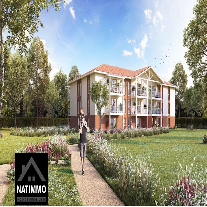 Programme neuf Appartement Belin-Béliet (33830)